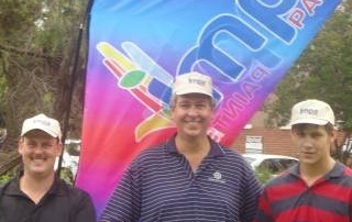 Head Office Canca Golf Day Bloemfontein - 2013